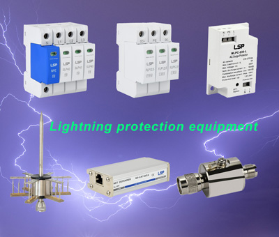 Lightning protection equipment