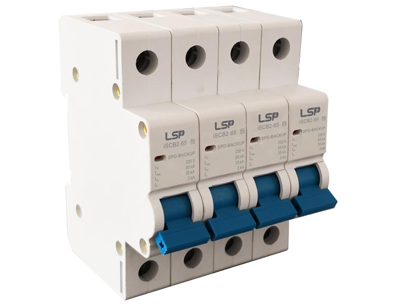 SCB-Surge-Circuit-Breaker protection SPD