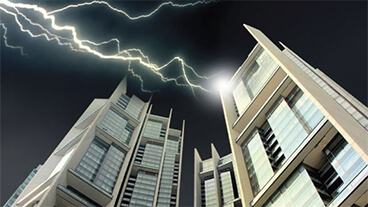 Lightning and Surge Protection Solutions for buildings
